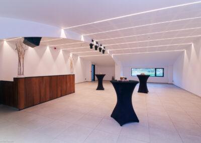 The room lier: ruime feestzaal voor 200 personen voor je verjaardag, bedrijfsevenement, huwelijk,...