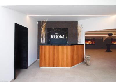 The room: sfeervolle onthaalruimte voor jouw feest of bedrijfsevenement